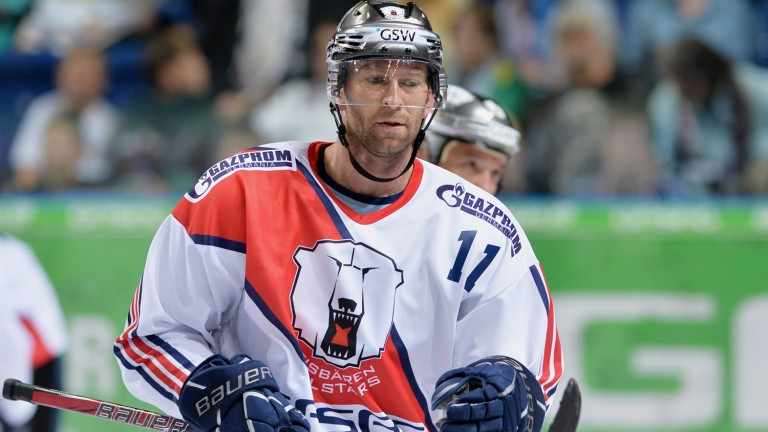 Eisbären-Urgestein Sven Felski (Foto: City-Press GbR)