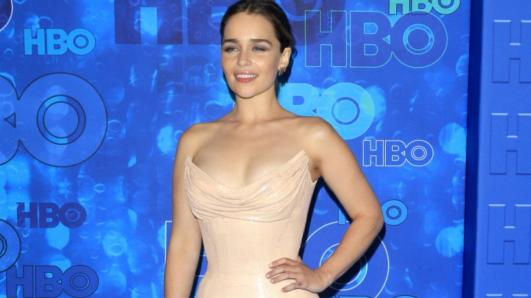 LOS ANGELES - SEP 18:  Emilia Clarke at the 2016  HBO Emmy After Party at the Pacific Design Center on September 18, 2016 in West Hollywood, CA Photo via Newscom picture alliance |