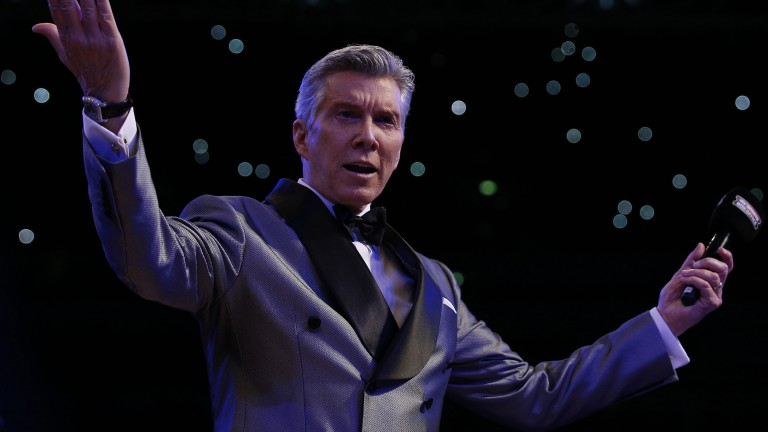 Ringsprecher Michael Buffer