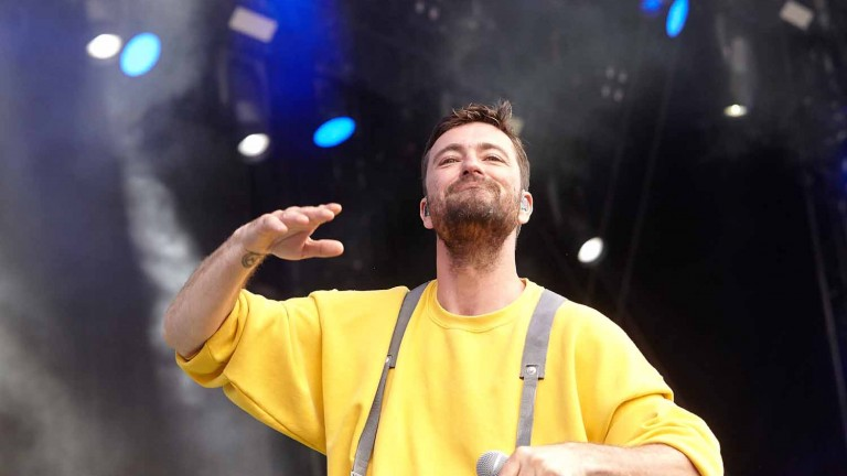 Marteria am 4. Juni bei (Foto: picture alliance)