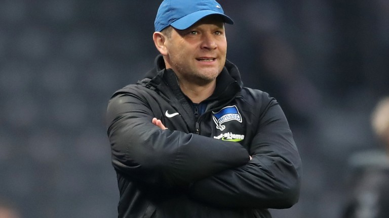 Trainer von Hertha BSC, Pal Dardai (Foto: Bongarts/Getty Images)