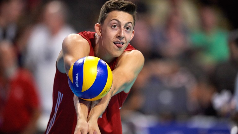 US-Nationalspieler Jeff Jendryk (22) wechselt zu den BR Volleys