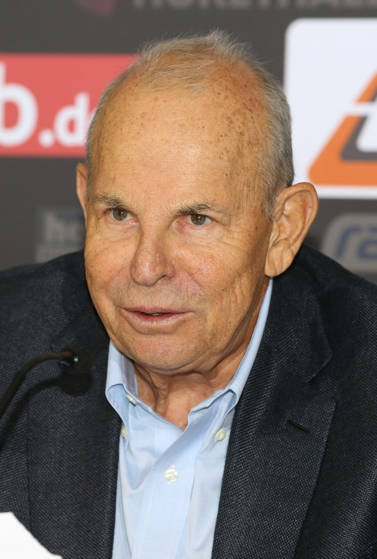 Manager Wilfried Sauerland (Foto: picture alliance / Photowende)