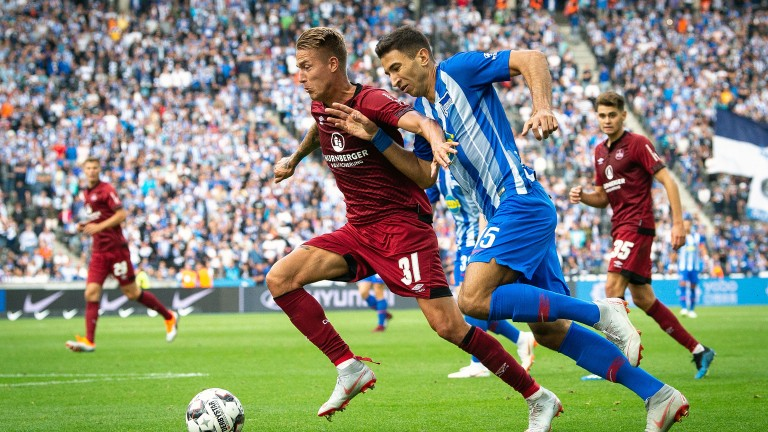 Marko Grujic durfte gegen Nürnberg in den Schlussminuten ran (Foto: City-Press/Getty Images .)