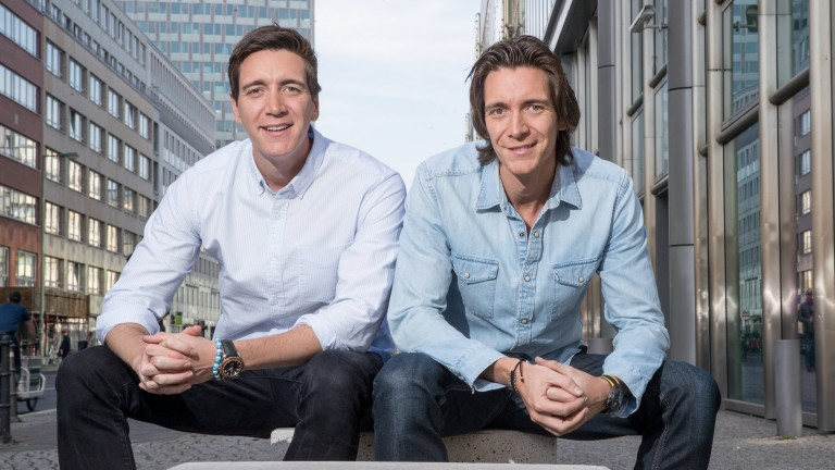 Harry-Potter-Stars Oliver und James Phelps zu Gast in Berlin