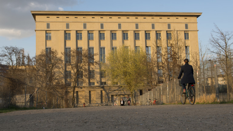 Das Berghain in Berlin (Archivfoto)