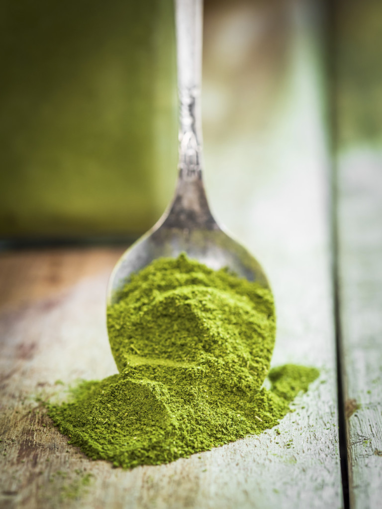 Moringa-Pulver (Foto: Getty Images/Foodcollection .)