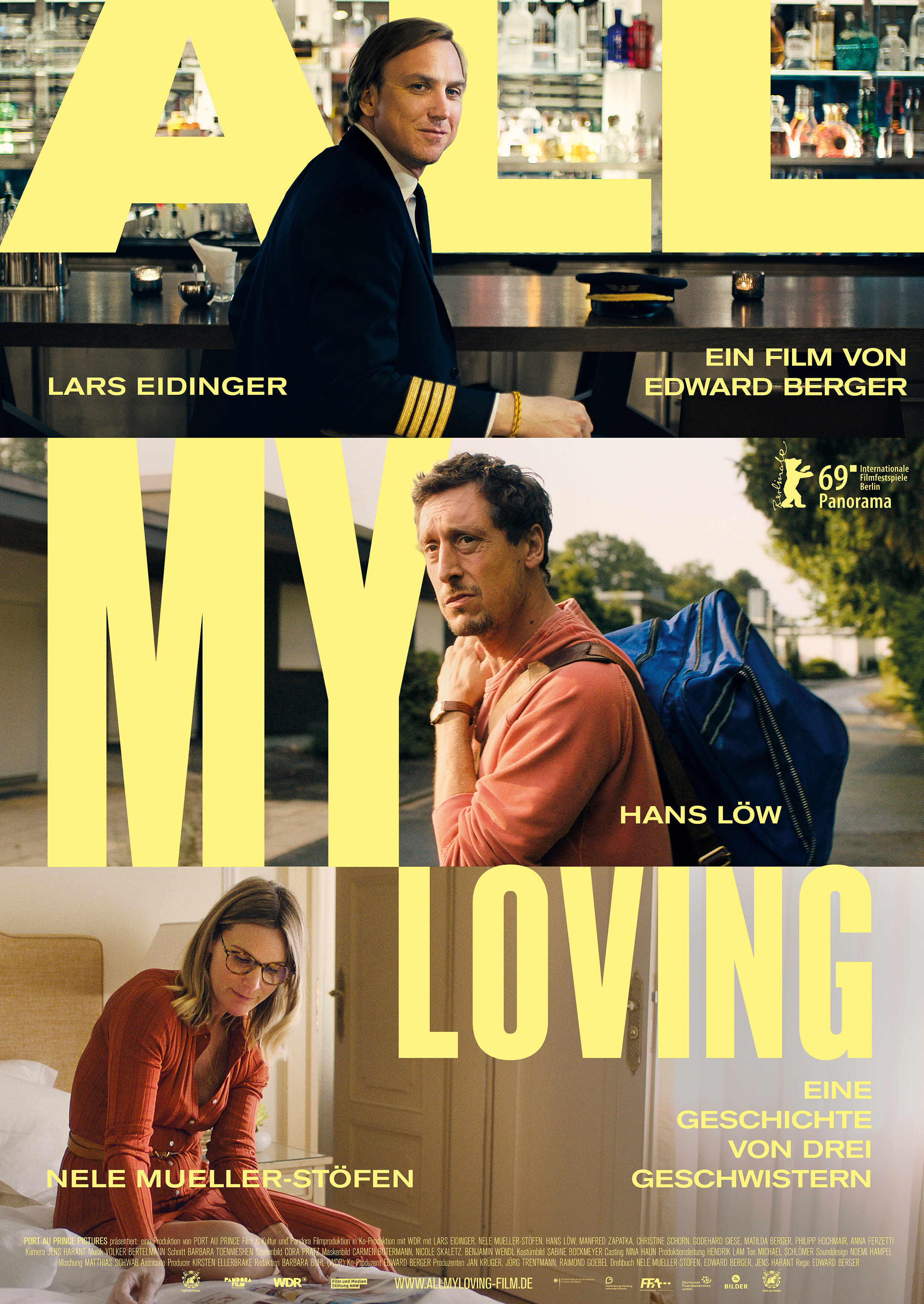 """""""All my Loving"""" kommt am Donnerstag ins Kino (Foto: Port au Prince Pictures GmbH)"""