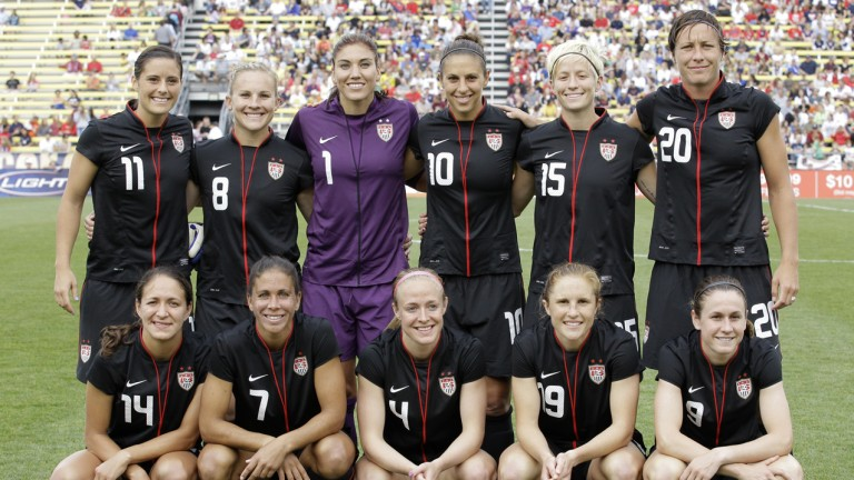 Usa Frauen Nationalmannschaft Morgan