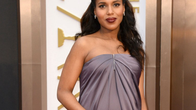 """Django Unchained""-Star Kerry Washington ist am 21. April Mutter einer kleinen Tochter geworden"