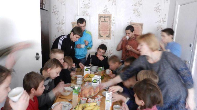 Täglich finden die kleinen Besucher im Kinderschutzhaus Wärme, Geborgenheit und Zuwendung
