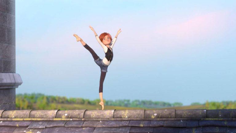 BALLERINA ist eine bildgewaltige, opulent animierte Liebeserklärung an Paris und die faszinierende Welt des Ballets
