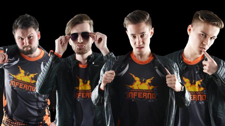 Treffen Sie auf der IFA exklusiv das Team Spandauer Inferno