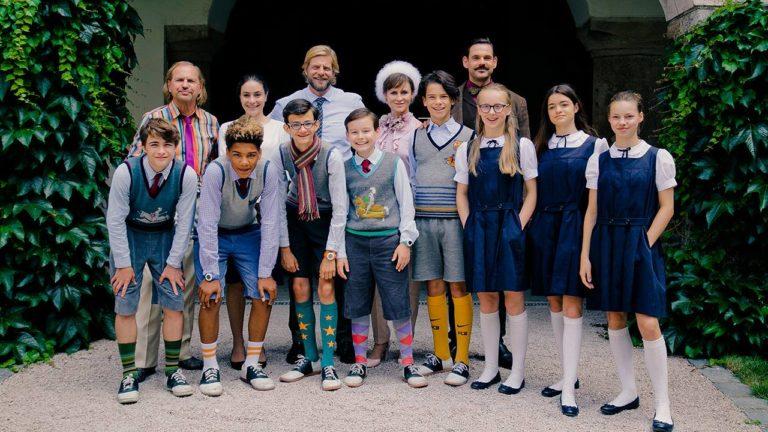 In diesem Internat macht Schule so richtig Spaß: Mit BURG SCHRECKENSTEIN 2 kommen die Schreckies zurück auf die große Leinwand