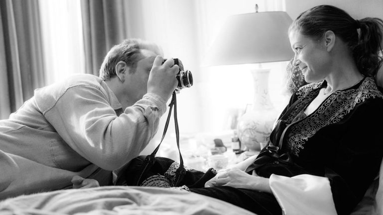 """Der Film """"3 Tage in Quiberon"""" mit Marie Bäumer in der Rolle von Romy Schneider erzählt die Geschichte des letzten Interviews mit dem Weltstar"""