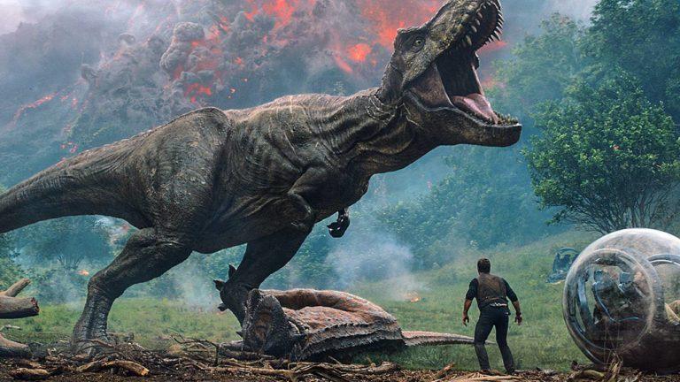 """Hauptdarsteller Chris Pratt ist auch wieder beim neuesten Teil der """"Jurassic Park""""-Filmreihe dabei"""