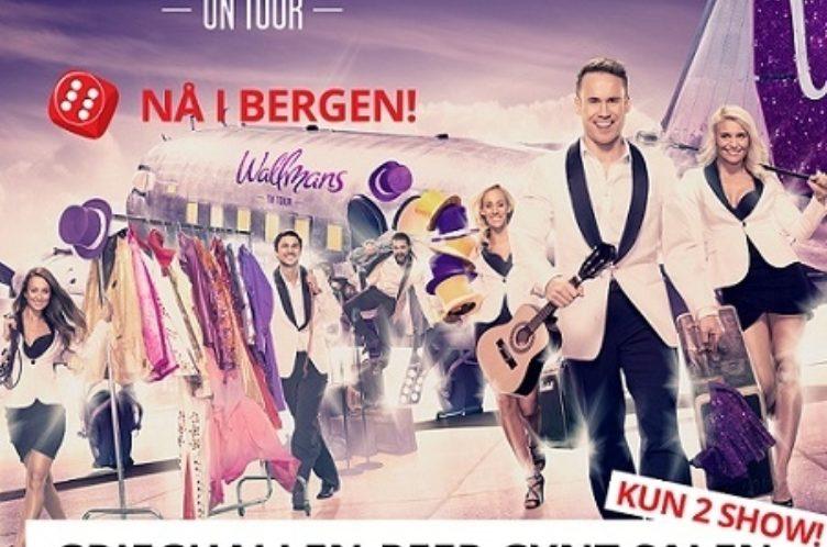 Wallmans Ontour Bergen Revyogteater
