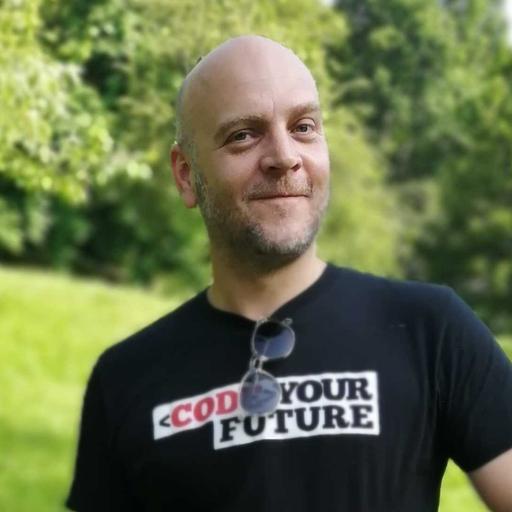 Alec McCrindle, Codeyourfuture