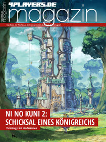 4Players Magazin Weekly - Ausgabe 13-2018
