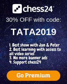 chess24 | Tata Steel Chess 30% off