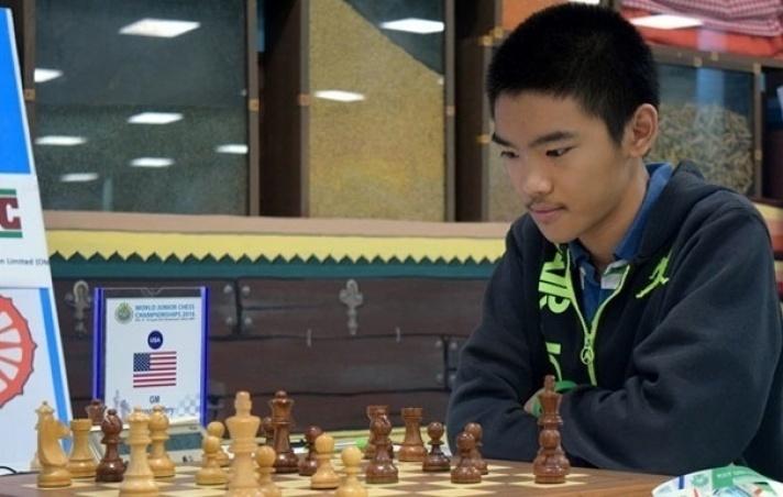 Sehr erfolgreicher Xiong ist Junioren Weltmeister!