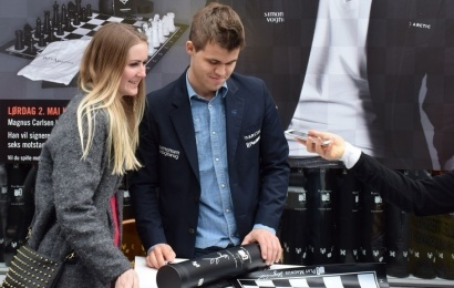 "Carlsen: ""I can stay at the top for another 20 years"""