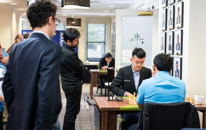 Sinquefield Cup 7: Dead Heat at the Top | chess24 com