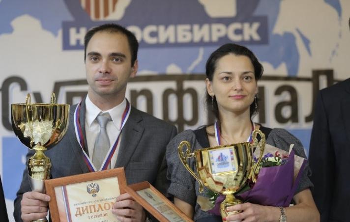 Russian Superfinal 11: Riazantsev's shock win