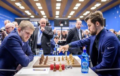 Carlsen sjakk 2020