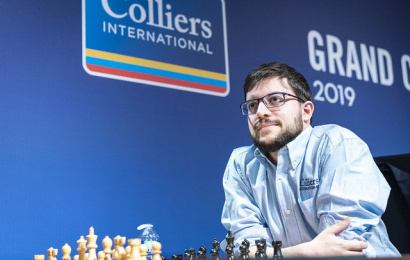 Paris GCT Rapid Day 2: MVL takes over | chess24 com