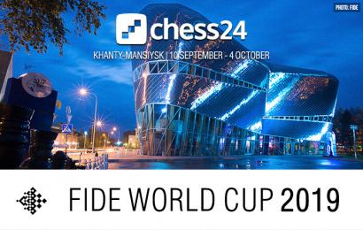 The 2019 Khanty-Mansiysk World Cup begins