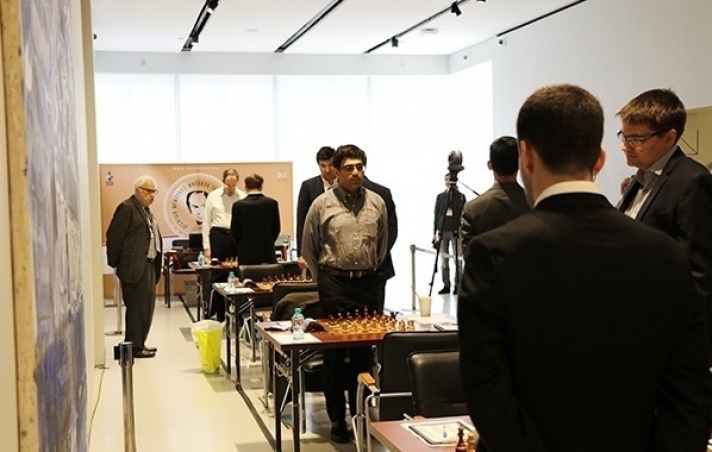Tal Memorial 1: Nepo wins on sad day for chess