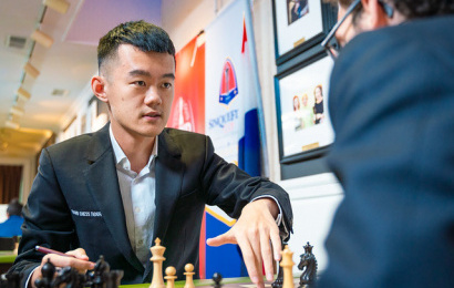 Sinquefield Cup 9: Ding and Nepo break clear