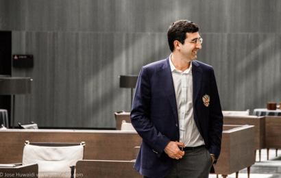 "Kramnik: ""I never considered myself a genius"""