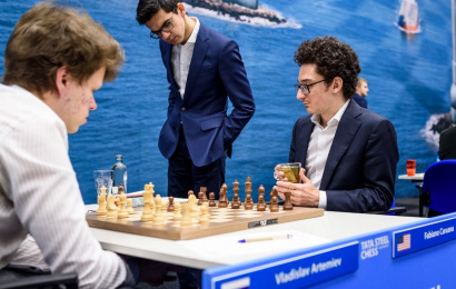 Tata Steel 13: Fabiano Caruana finishes in style
