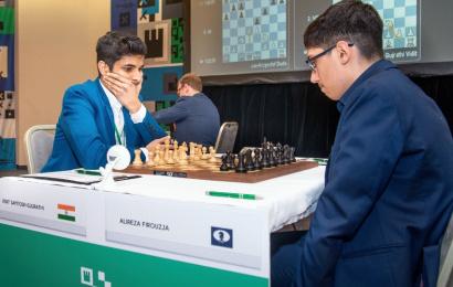 Prague Masters 4-5: Vidit punishes Firouzja