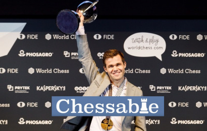 Chessable joins the Play Magnus chess24 family | chess24 com