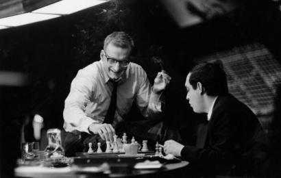 Stanley Kubrick and chess