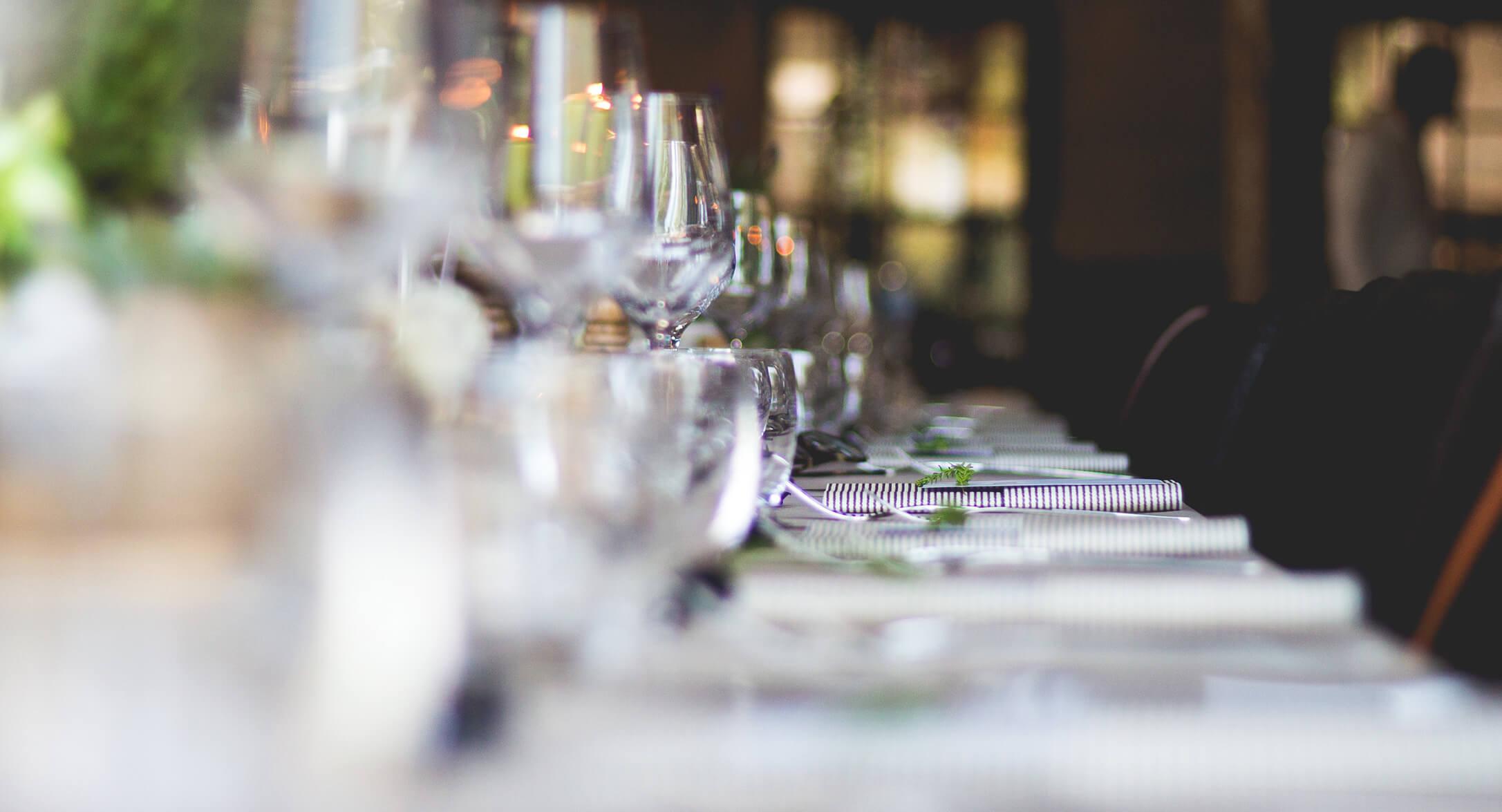 gehobene Gastronomie Sterneküche