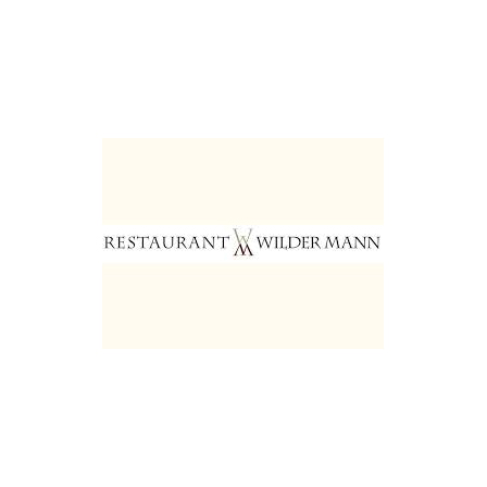 Restaurant Wilder Mann