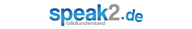 speak2 logo