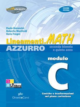 Lineamenti.math AZZURRO Modulo C