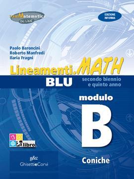 Lineamenti.math BLU Modulo B