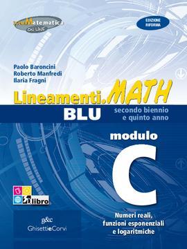 Lineamenti.math BLU Modulo C