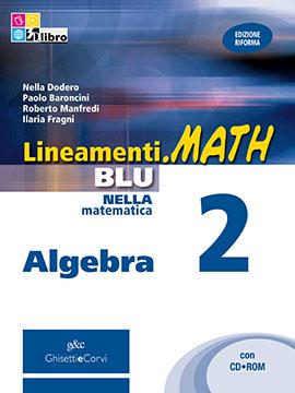 Lineamenti.math BLU Algebra vol 2