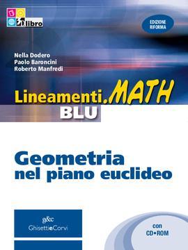Lineamenti.math BLU Geometria volume unico
