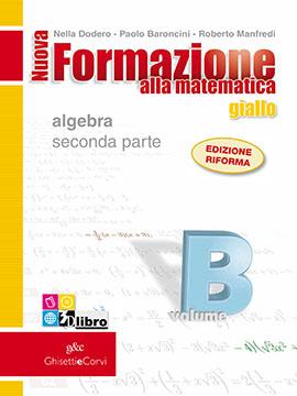 Nuova Formazione alla Matematica GIALLO B