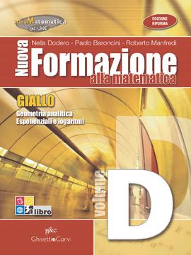 Nuova Formazione alla Matematica GIALLO D