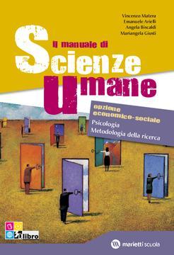 Il Manuale di Scienze Umane - Psicologia e Metodologia della ricerca