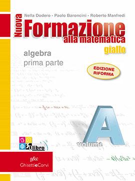 Nuova Formazione alla Matematica GIALLO A